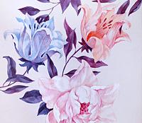Образец росписи мебели