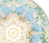 Эскиз росписи в куполе