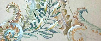 Образец растительной композиции