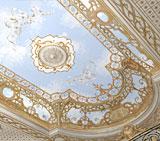 Эскиз к росписи потолка