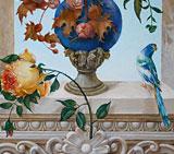 Роспись цветы натюрморт Киев
