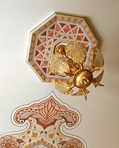 Роспись потолка   художественная роспись Киев
