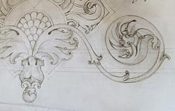 Картон для росписи  Студия росписи гервь   Киев
